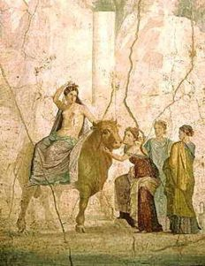 Europa-riding-a-bull