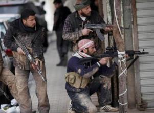 Syria-Rebels-clash