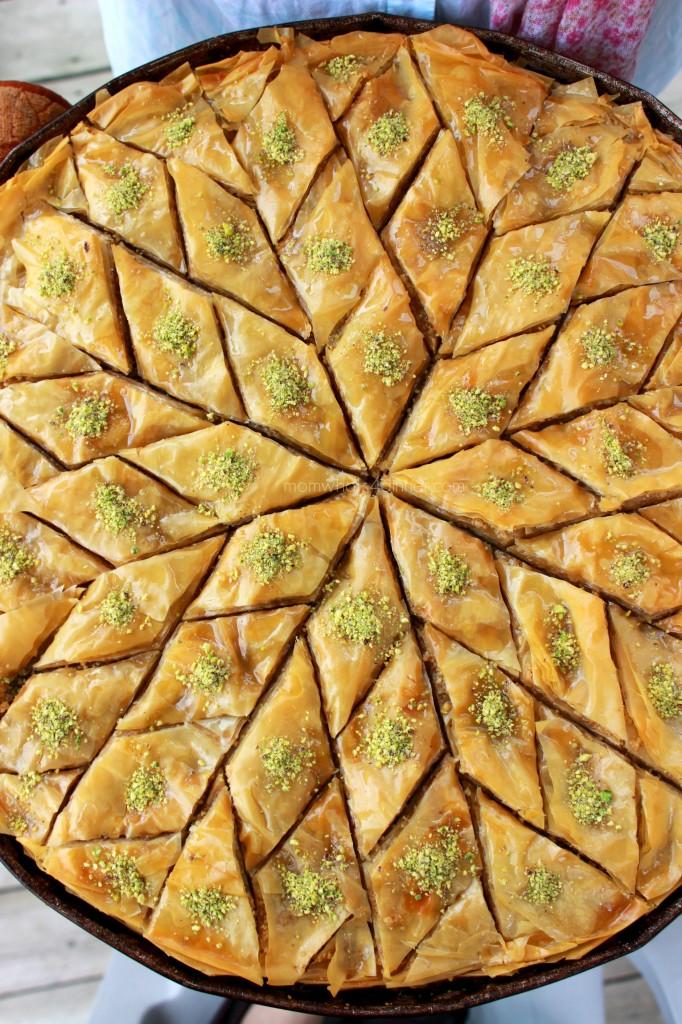 The Masters Of Baklava 365 Days Of Lebanon