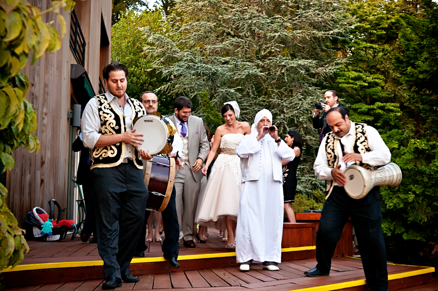The Lebanese Wedding