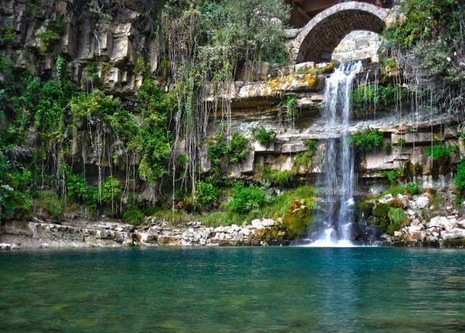 Afqa-Waterfall-Afqa