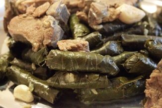 Stuffed Grape Leaves — Blogs, Pictures, and more on WordPress