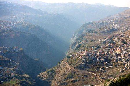 lebanon-qadisha-valley-landscape