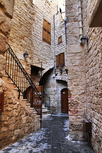 In Between The Narrow Alleys 365 Days Of Lebanon