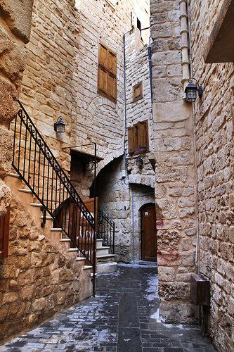 In Between The Narrow Alleys 365 Days Of Lebanon